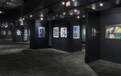 School of Art and Design's Angie Redmond wins first place at Museum of Science and Industry's Black Creativity exhibition