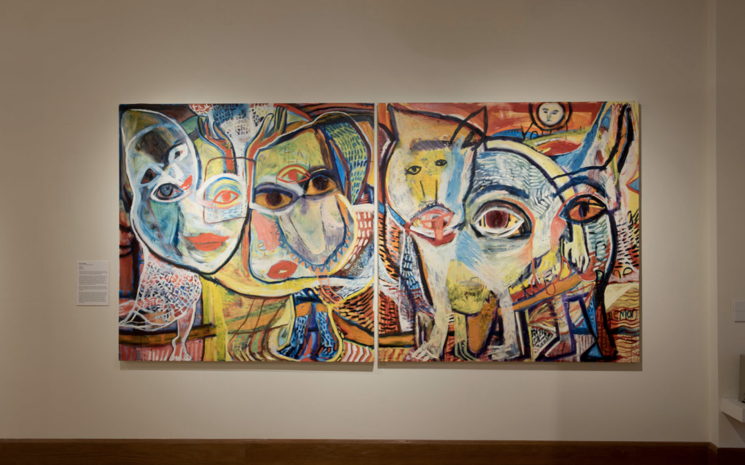 NIU Art Museum puts School of Art and Design Faculty Biennial exhibition online