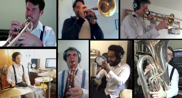 Rio Brass - Chris Scanlon