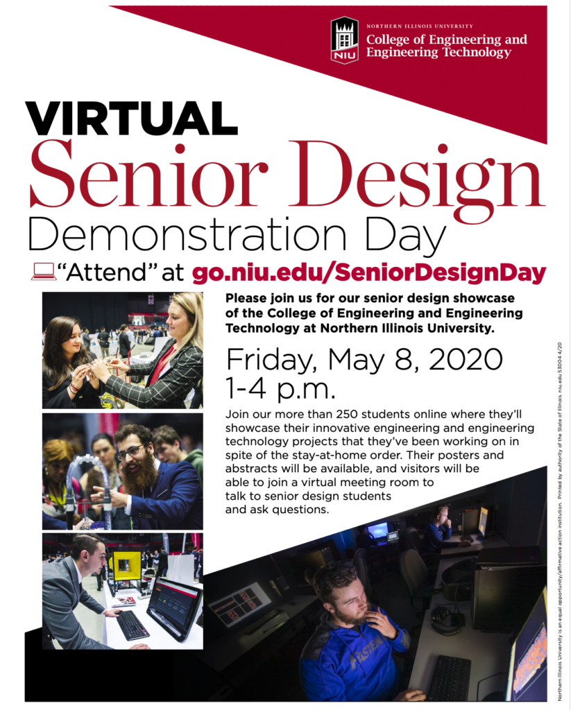 Senior Design Day 2020