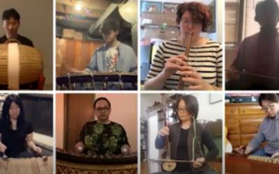 NIU Artists. Never. Quit. – Thai Music Ensemble