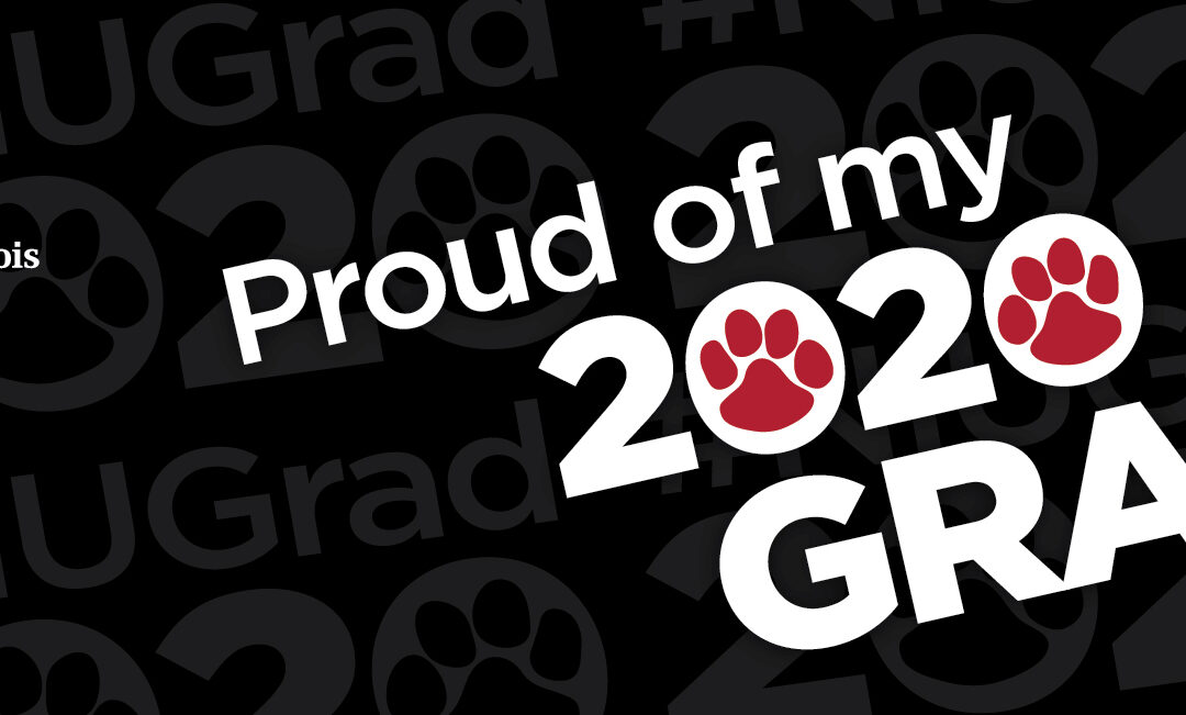Pomp and Virtual Circumstance: NIU launches online graduation resources