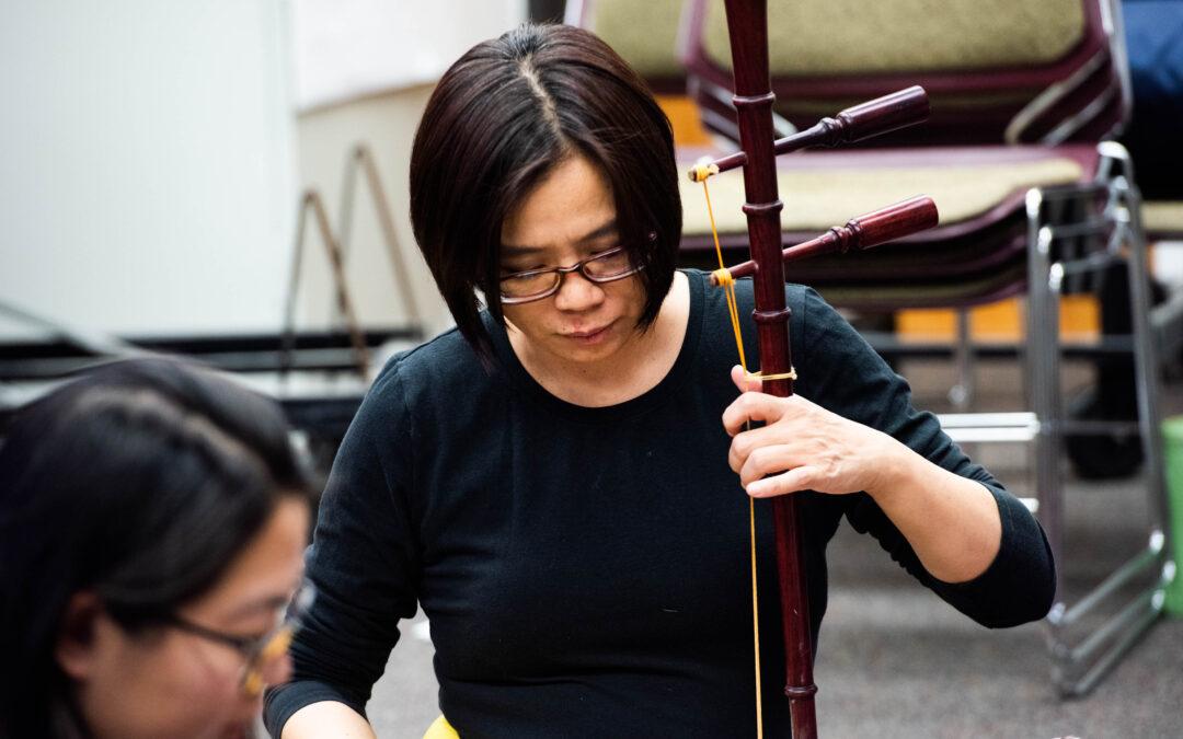 Thai Music Ensemble - Jui-Ching Wang
