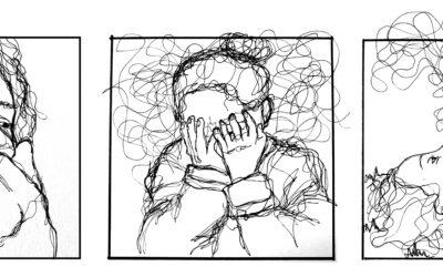 NIU Artists. Never. Quit. – Beginning Illustration class (Part One)