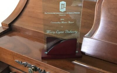School of Music's Mary Lynn Doherty wins Outstanding Mentor Award