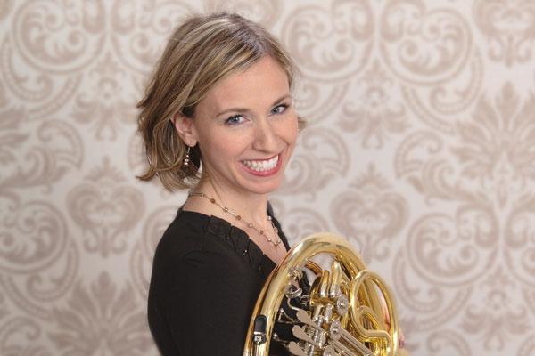 Huskie Spotlight – Kelly Langenberg, School of Music