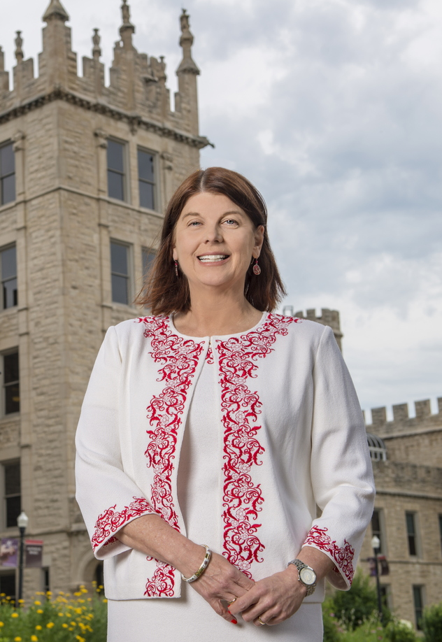 President Lisa Freeman