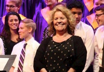 Music alumna Amy Jensen selected as RSO outstanding music educator