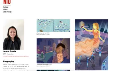 School of Art and Design presents online BFA/MFA Show
