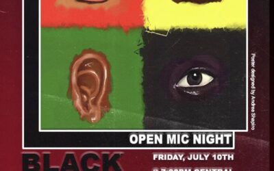 Theatre and Dance students host Black Art Matters open mic event