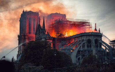Art History's Catherine Raymond to present on the Future of the Cathedral Notre Dame of Paris