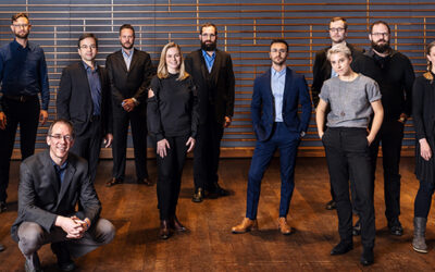Music's Gregory Beyer excited to be part of the Grossman Ensemble's first album