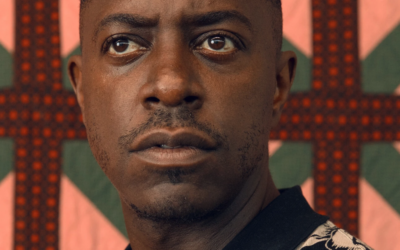 New York Times: Cracking Codes With Sanford Biggers