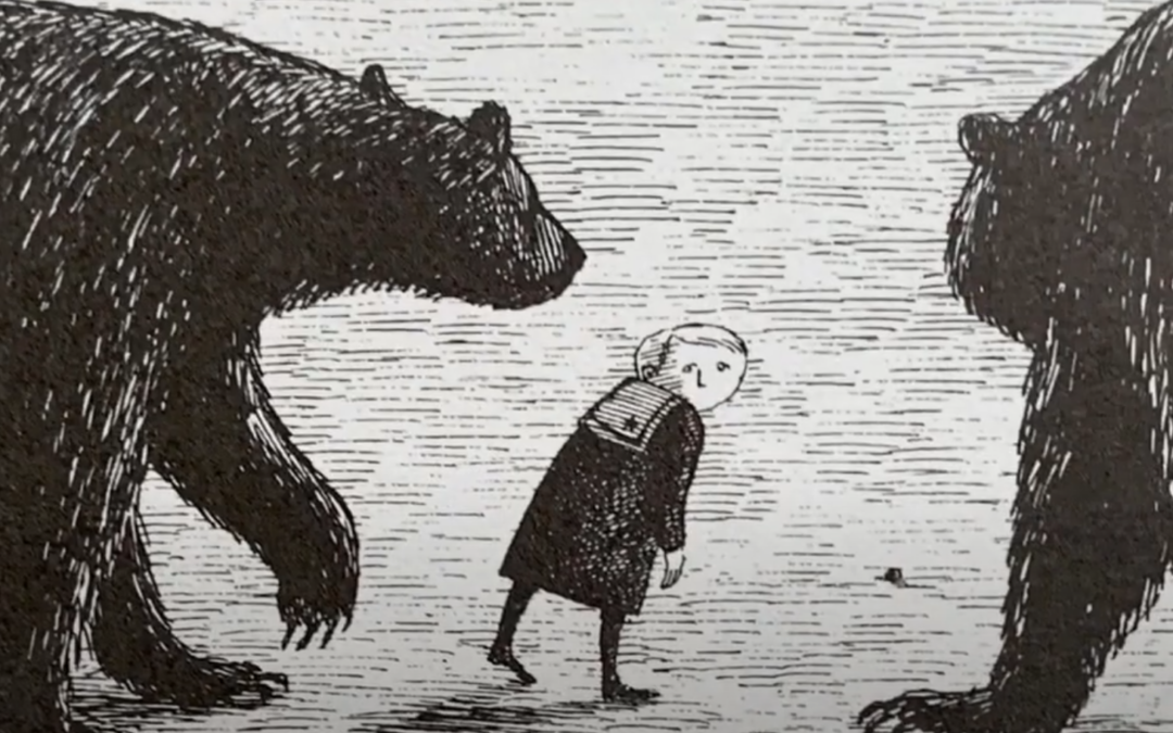 Art From Home: Edward Gorey