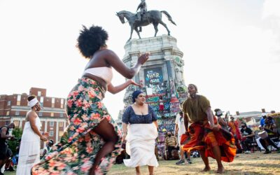 The New York Times: In Richmond, Black Dance Claims a Space Near Robert E. Lee
