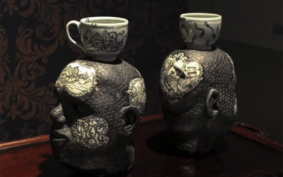 Roberto Lugo, NCECA Emerging Artist: Where the Wu Tang Clan meets Worcester Porcelain
