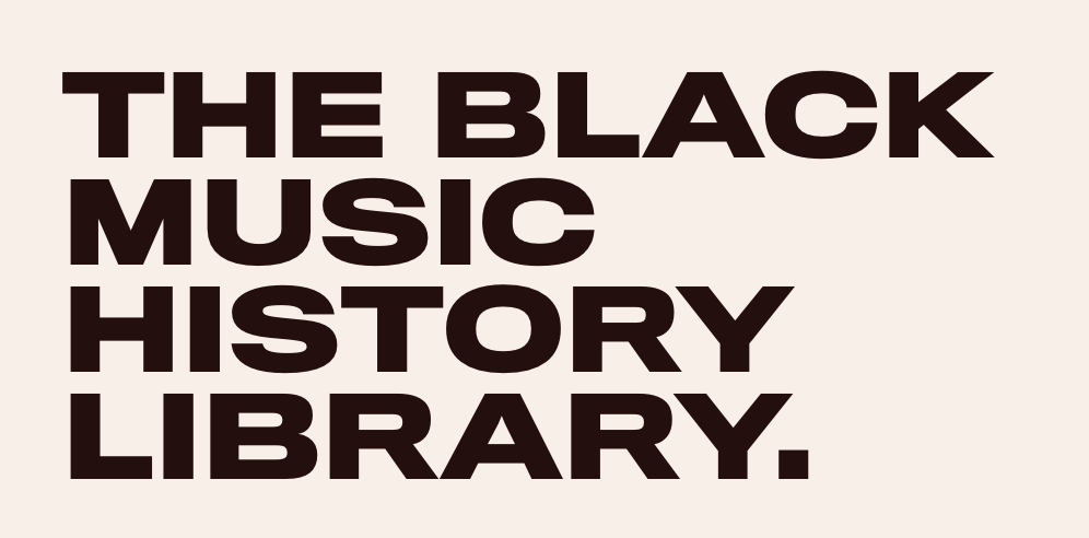 Black Music History Library