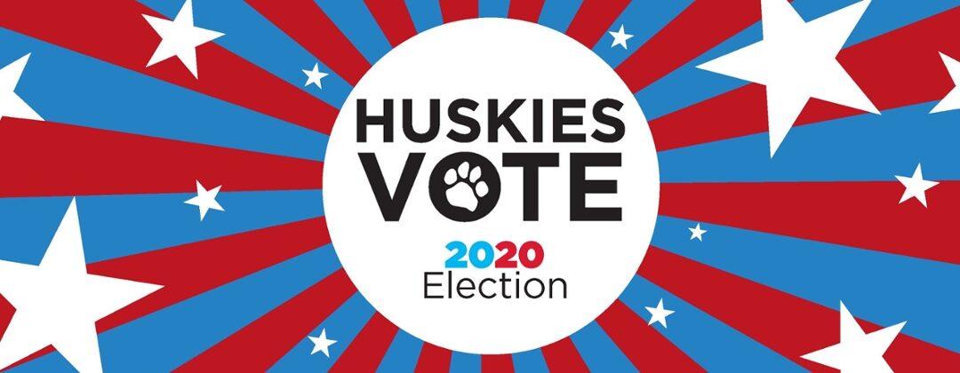 Huskies Vote