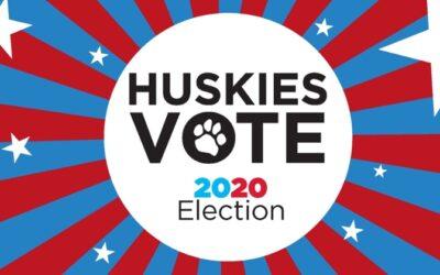 Huskies Vote: National Voter Registration Day