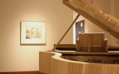 Northern Illinois University Art Museum plans to reopen to the public September 8