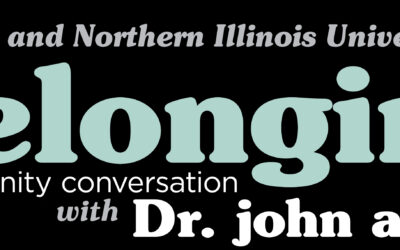 "Community conversation ""Belonging"" with john a. powell, Oct. 22"