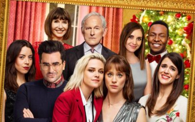 """Co-writer Mary Holland '07, stars in Hulu's acclaimed holiday movie """"Happiest Season"""""""