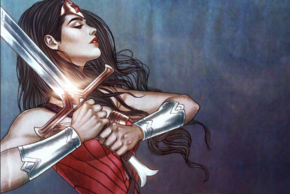 Comic book cover illustrator Jenny Frison to present visiting artist talk, Nov. 18