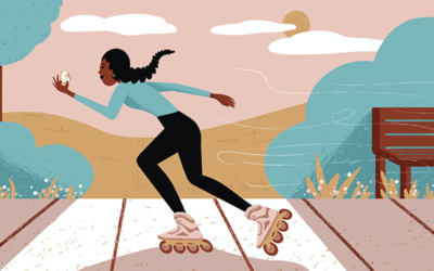 """Visiting artist Kayla Schlipf on when illustration is """"more than just a job"""""""