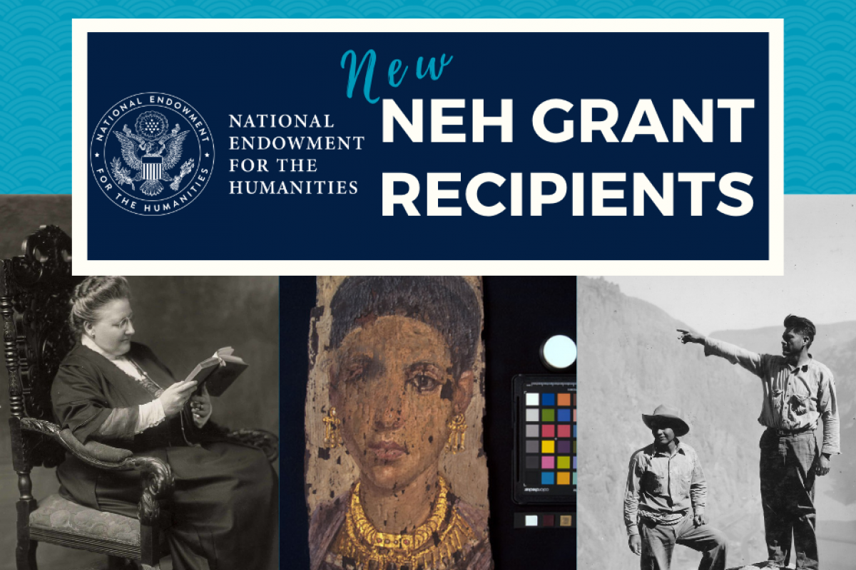 National Endowment for Humanities grants
