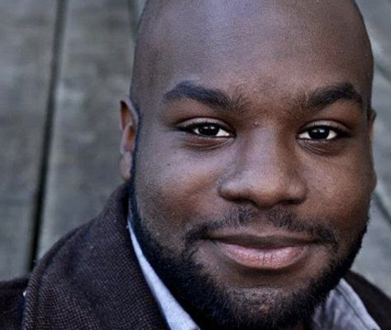 Playwright Ike Holter to address Theatre and Dance students as part of the Black Artists Speaker Series