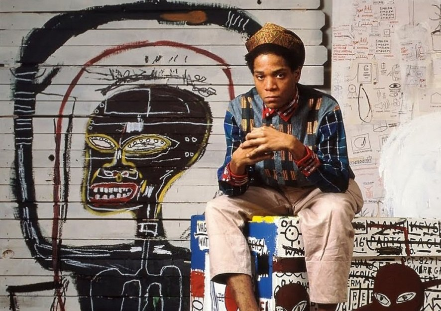 TV's influence on the work of Jean-Michael Basquiat is the subject of the next Elizabeth Allen Visiting Scholars in Art History series