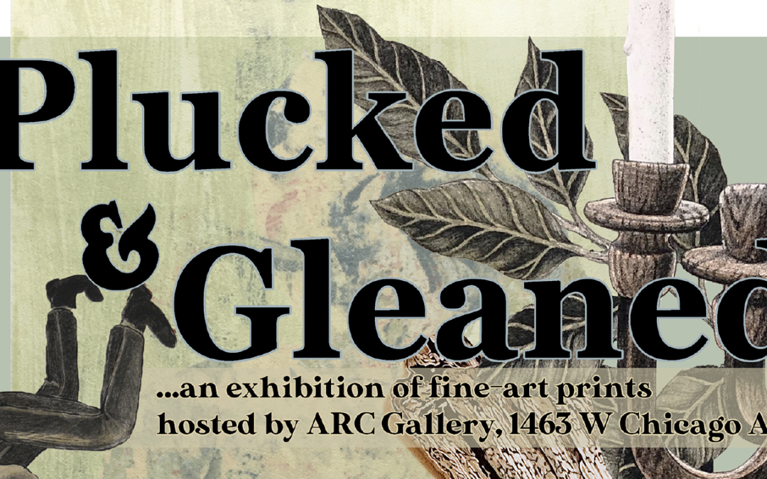 NIU Printmaking exhibition at ARC Gallery Chicago