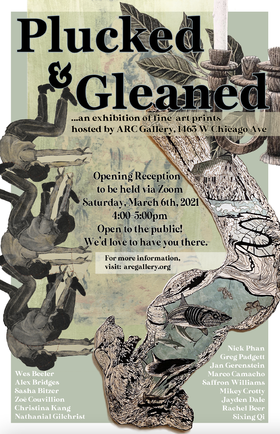 Plucked and Gleaned poster