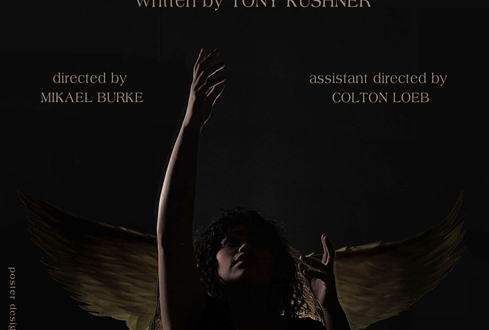 Theatre and Dance presents live stream of Angels in America