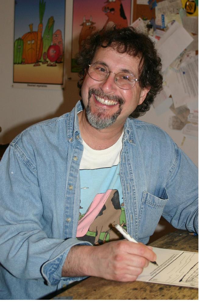 Leigh Rubin