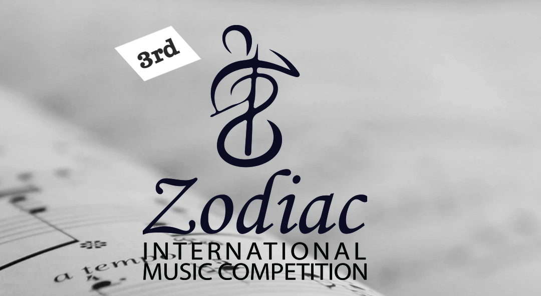 David Maki named finalist in Zodiac International Music Competition