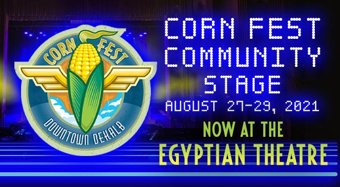 Corn Fest Community Stage