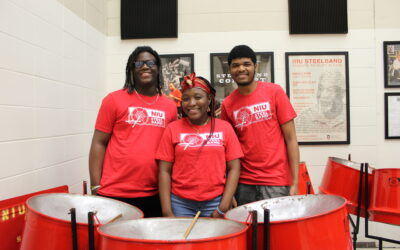 Crowdfund established to support three Steelpan grad students from Trinidad and Tobago with their studies